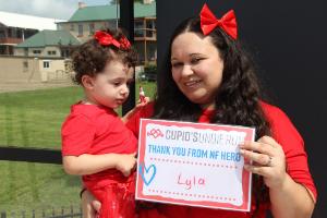 Meet Lyla | Cupid's Undie Run