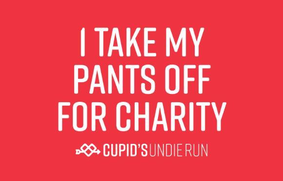 Take the Cupid's Undie Run 2021 Challenge